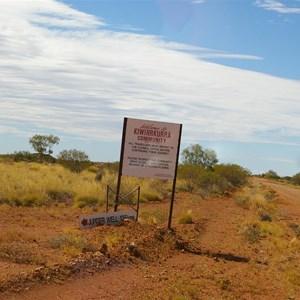 Kiwirrkurra Aboriginal Reserve