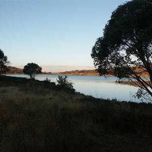 Three Mile Dam