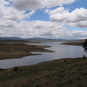 Reservoir at 6% gross 0% active capacity