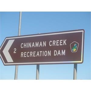 Chinaman Creek Dam