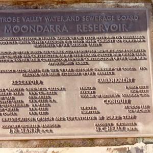 Moondarra Reservoir