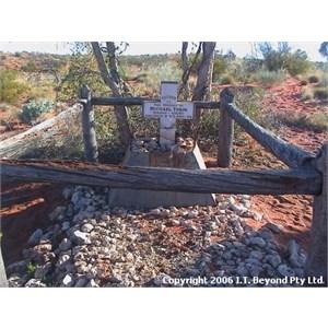 Tobins Grave