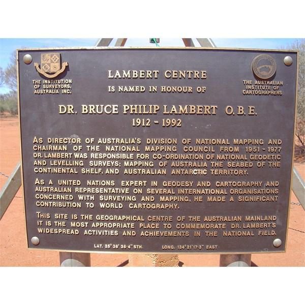 Lambert Centre