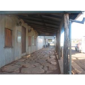 Camooweal Roadhouse Caravan Park