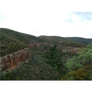 Red Rock Gorge