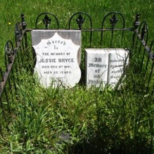 Wonnangatta Cemetery