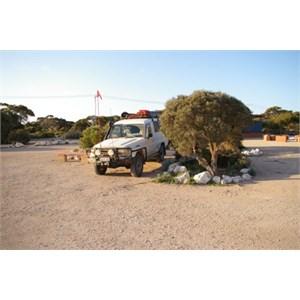 Eucla Caravan Park