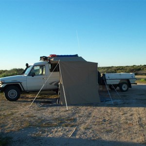 Gladstone Campground