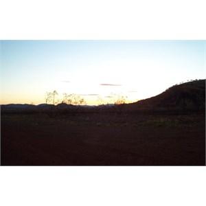Mt Robinson Rest Area