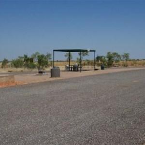 Avon Downs Rest Area