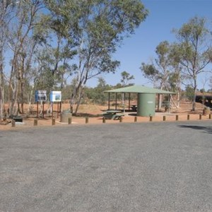 Finke River Rest Area
