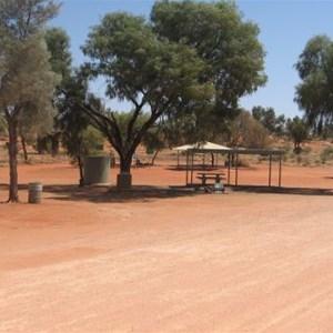 Desert Oaks Rest Area