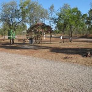 South Warloch Rest Area