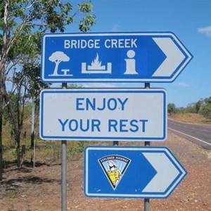Bridge Creek Rest Area