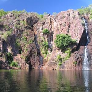 Wangi Falls