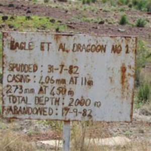 Eagle Dragoon No. 1 Oil Well