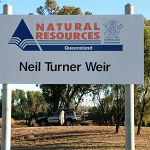 Neil Turner Weir