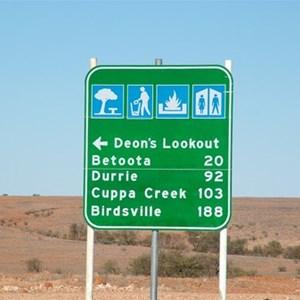 Deon's Lookout