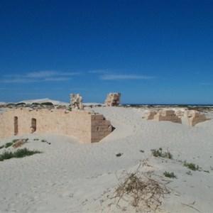 Old Eucla Townsite