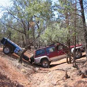 Extreme Gully Crossing