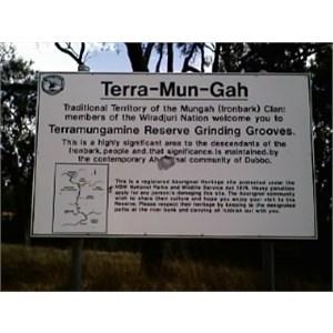 Terramungamine Reserve