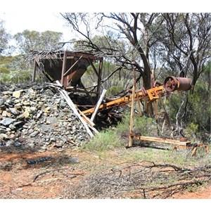 Buldania Mine Site