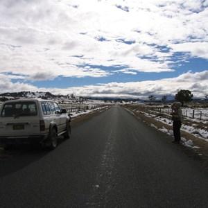 Road to Eucumbene Jul 05