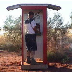 CSR - Phone Box