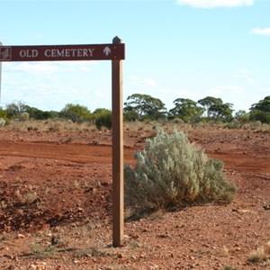 Old Coolgardie Cemetery