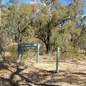 Burragurra Aboriginal Site