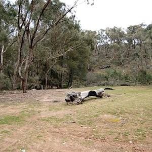 Black Hill Fire Trail - Camp Site