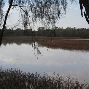 Chinchilla Weir