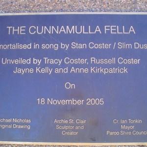 The Cunnamulla Fella