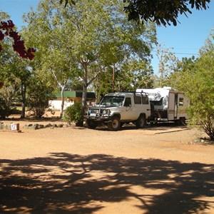 Tennant Creek Caravan Park