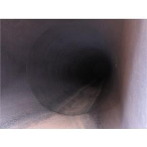 Tunnel entrance - 3 m diameter