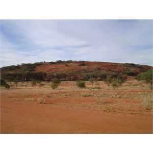 Yarrabubba Meteorite Impact Location