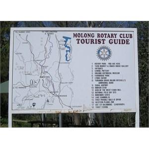 Molong Rotary Park RTA No 8