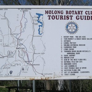 Molong Rotary Park RTA No 8