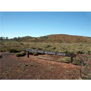 Wolfe Creek Metorite Crater