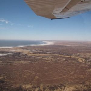 Halligan Bay