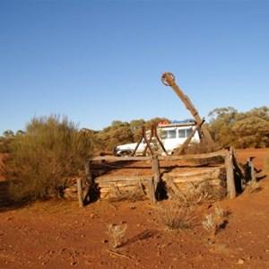 Government bore Sandstone