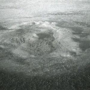 Kelly West Meteorite Impact Crater