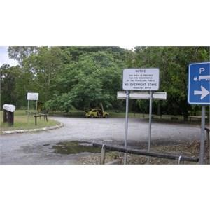 Palm Tree Creek Rest Area