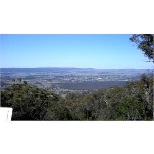 Mount Mackenzie Lookout