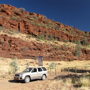 Finke Gorge NP, Northern Boundary