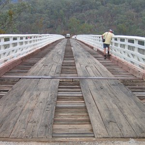 Mackillops Bridge