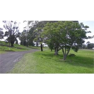 Templin Rest Area