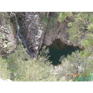 Grove Creek Falls