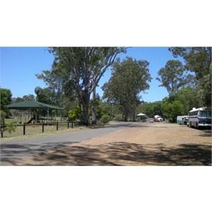 Appletree Creek Rest Area
