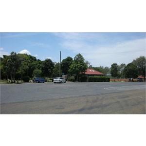 Bororen Rest Area